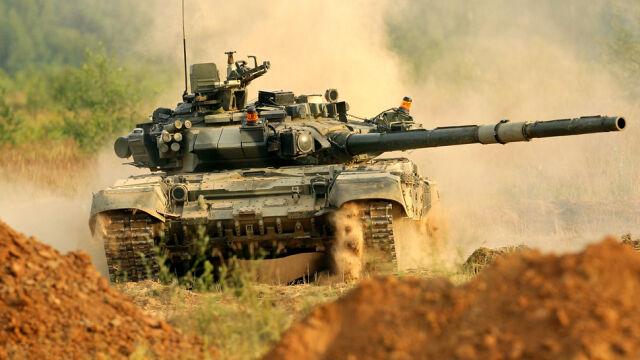 Donbas uzbrojony po zęby. Samych czołgów jest 20 razy więcej, niż w 2014