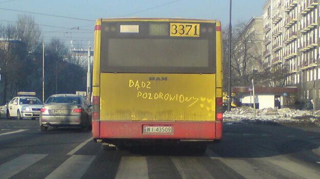 Wielkie mycie autobusów zaplanowane na weekend