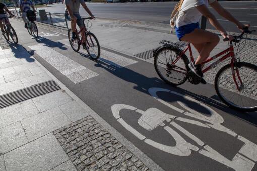 Rowerzyści zapłacą za wjazd do centrum miasta? Ministerstwo odpowiada na krytykę NIK