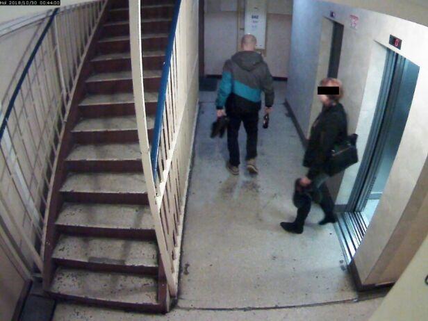 Policjanci zatrzymali dwie osoby ksp