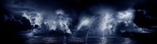 Nad jeziorem Maracaibo piorun uderza cztery razy na minutę przez pół roku
