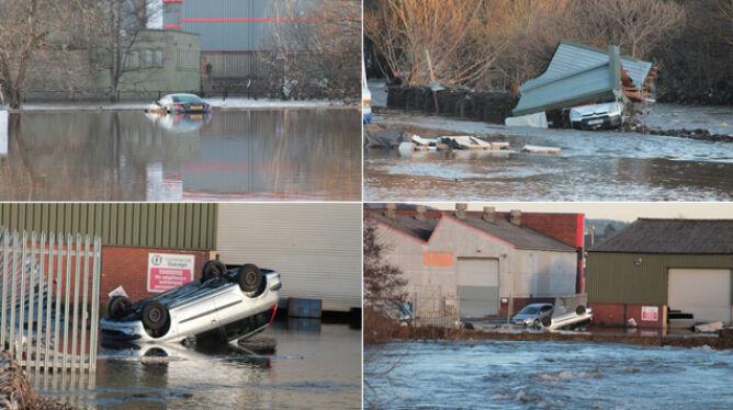 """""""Wszystko jest zdewastowane"""". Największa powódź od 70 lat na Wyspach Brytyjskich"""