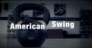 American swing z kettlebell