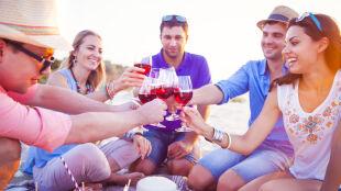 Pięć powodów, aby pić czerwone wino. Oczywiście z umiarem