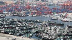 Korea Południowa przygotowuje się na nadejście tajfunu Francisco