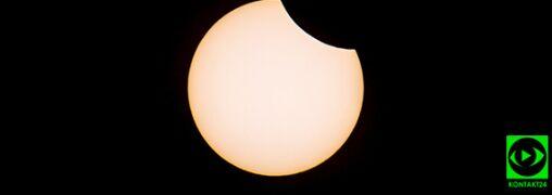 Za nami częściowe zaćmienie Słońca. Pokazaliście, jak wyglądało w Polsce