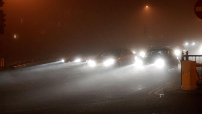 Gęste mgły, intensywny śnieg i deszcz. <br />Ostrzeżenia IMGW