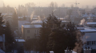 Piotr Siergiej z Polskiego Alarmy Smogowego o smogu w Polsce