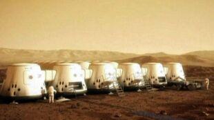 Tragiczny scenariusz misji Mars One. Śmiałkowie dotrą do Czerwonej Planety i umrą z głodu