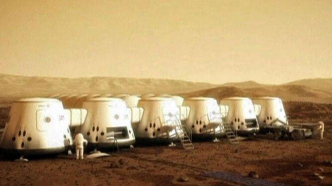 13 Polaków chce kolonizować Marsa. Przejdą rekrutację?